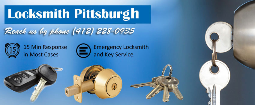 Locksmith Pittsburgh PA Banner
